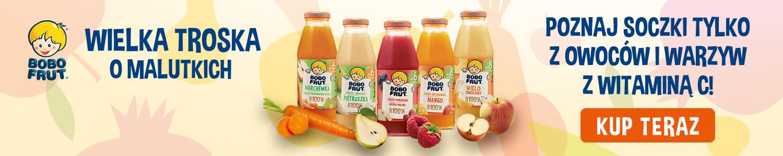 Banner: Bobo Frut