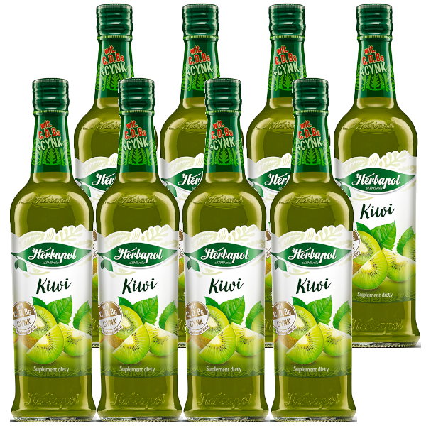 8 pak kiwi herbapol