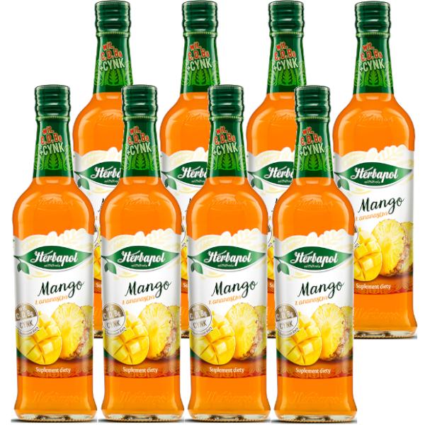 8 pak mango herbapol