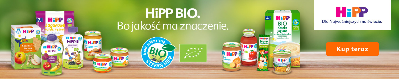 Banner: HiPP BIO