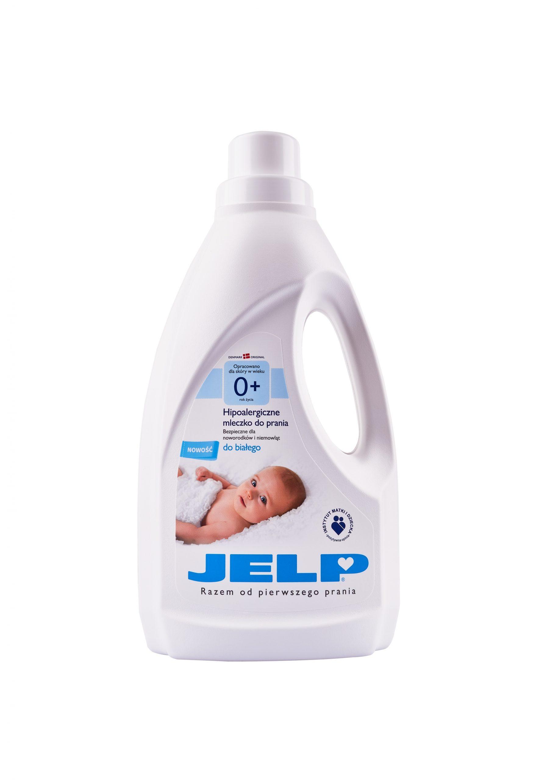 JELP 0+ hipoalergiczne mleczko do bialego 1,5 L