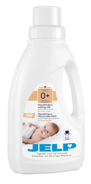JELP-mleczko do prania do kolorów ENG