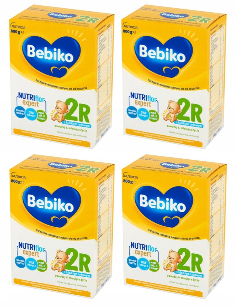 Mleko-modyfikowane-Bebiko-2R-Zestaw-4x800g