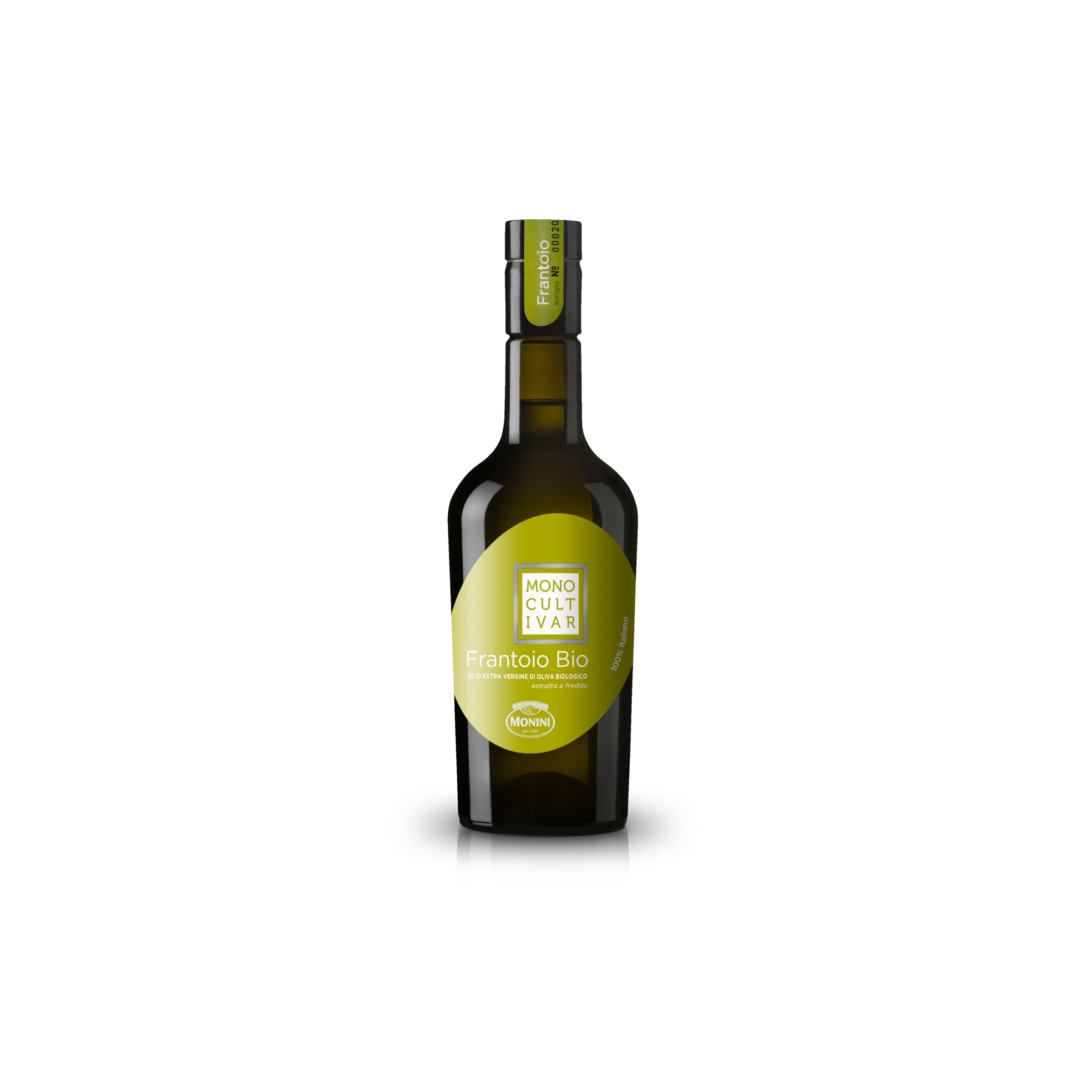 Oliwa z oliwek EV Bio Monocultivar Frantoio