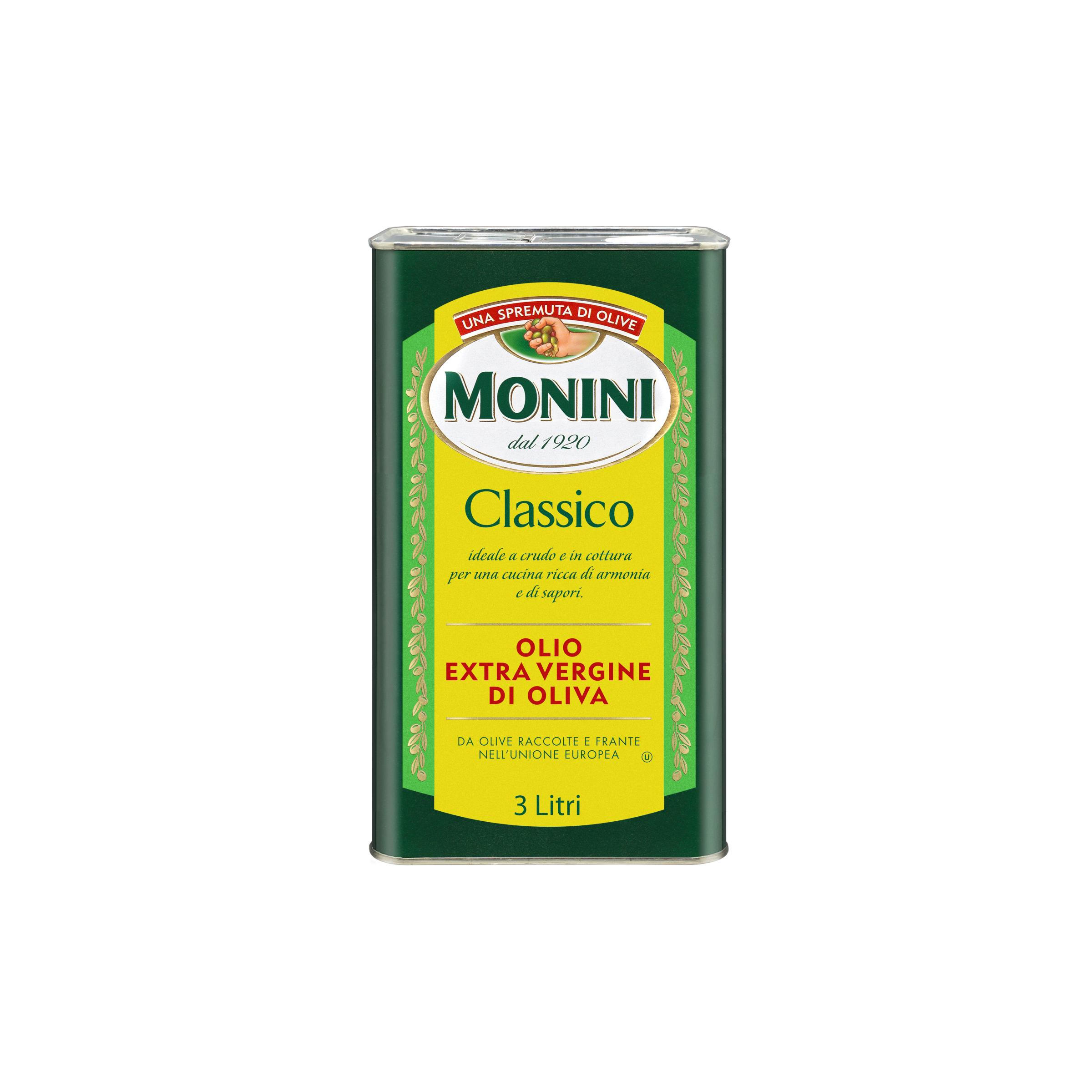 Oliwa z oliwek EV Classico 3l