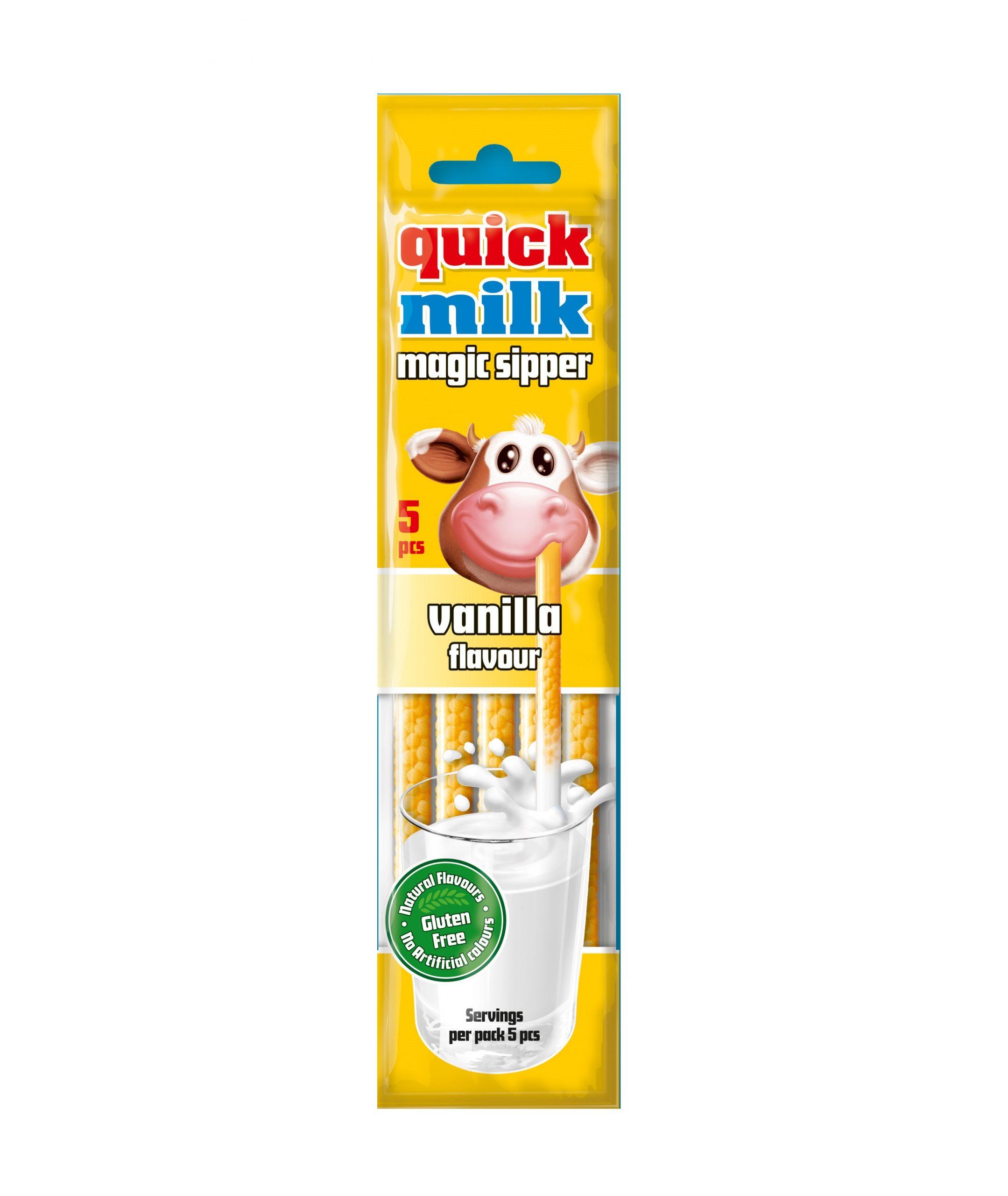 Quick Milk 5 vanilla