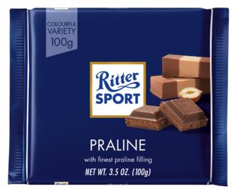 Ritter Sport czekolada nugat
