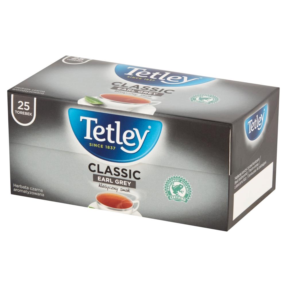 TETLEY CLASSIC H. EARL GREY 25
