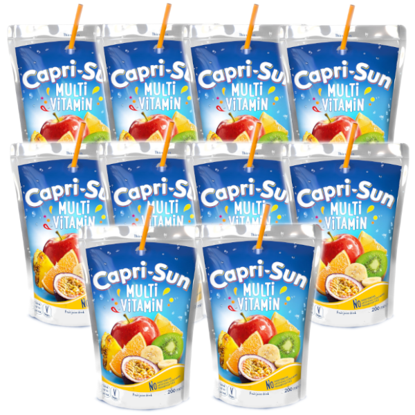 capri multivitamin 10