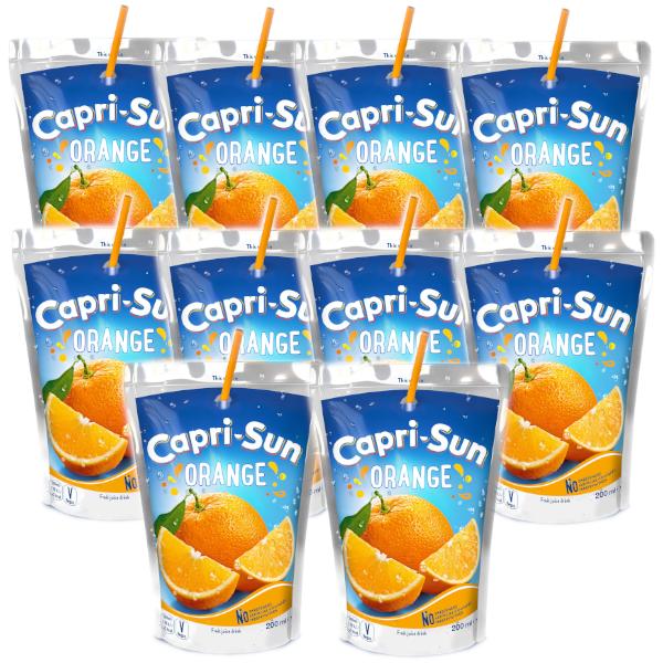 capri orange 10