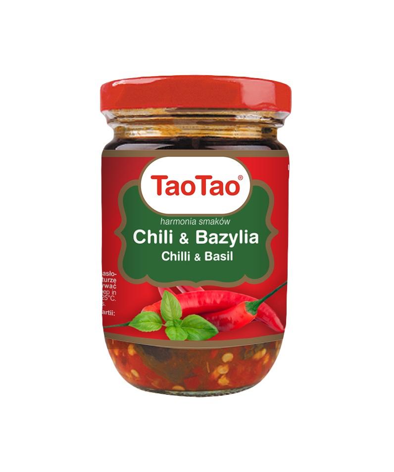 chili & bazylia