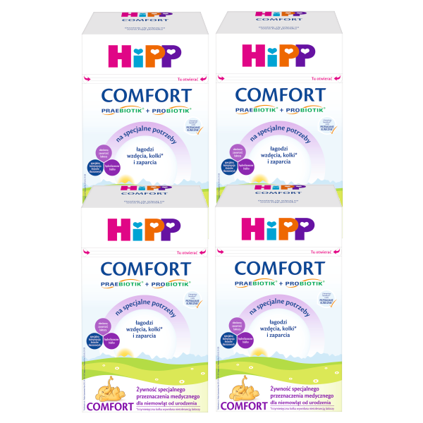 comfort 4-pak