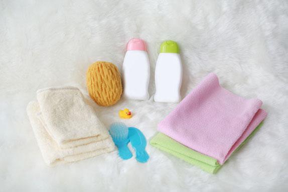 Dziecko, Kosmetyki i pielęgnacja