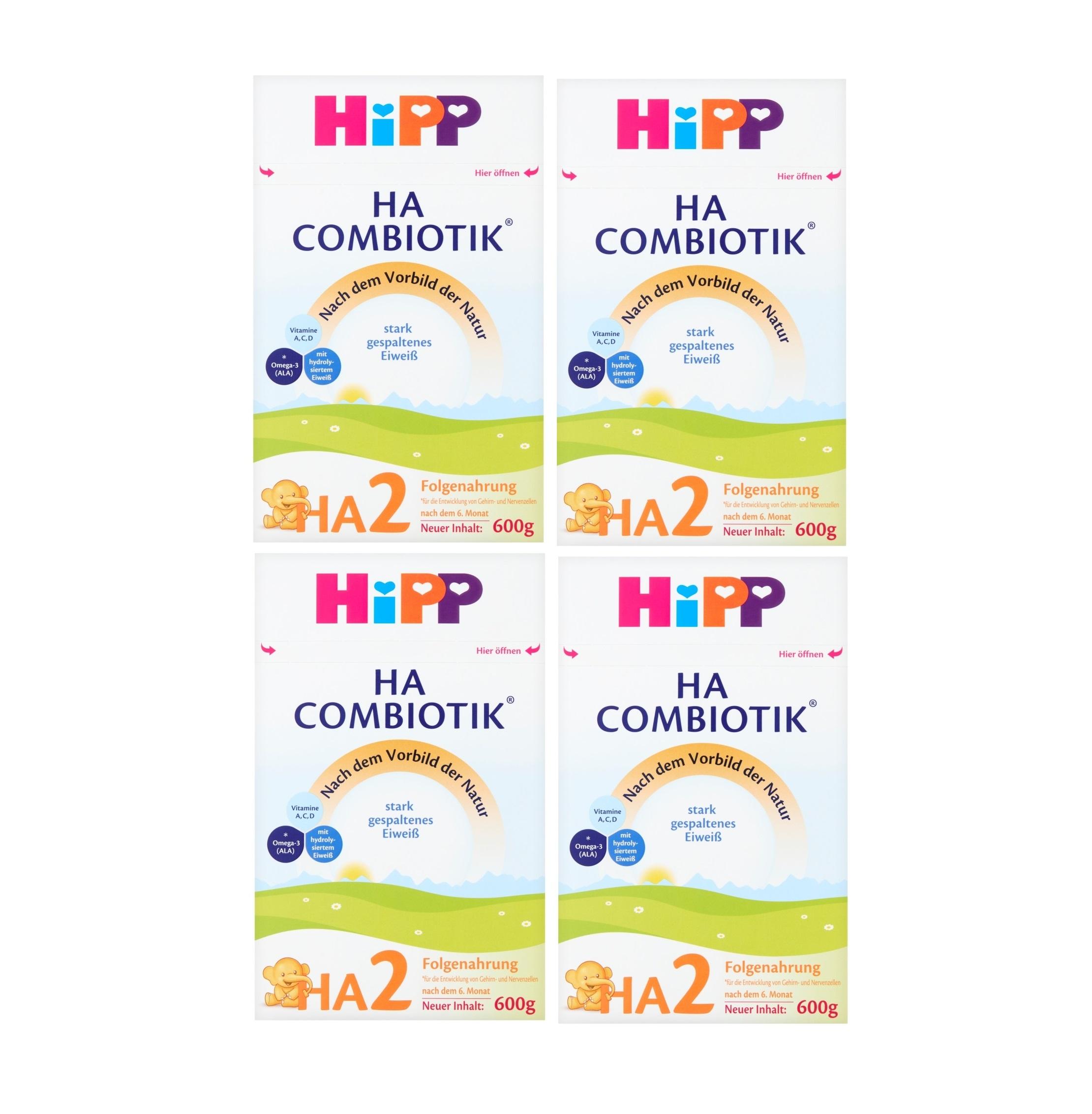 hipp ha 2 4×600