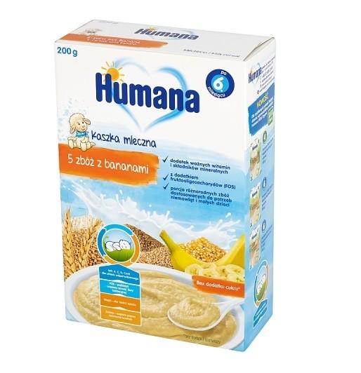 humana-kaszka-mleczna-5-zboz-z-bananami-po-6-miesiacu-200g