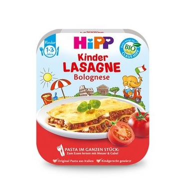 lasagne 250 hipp
