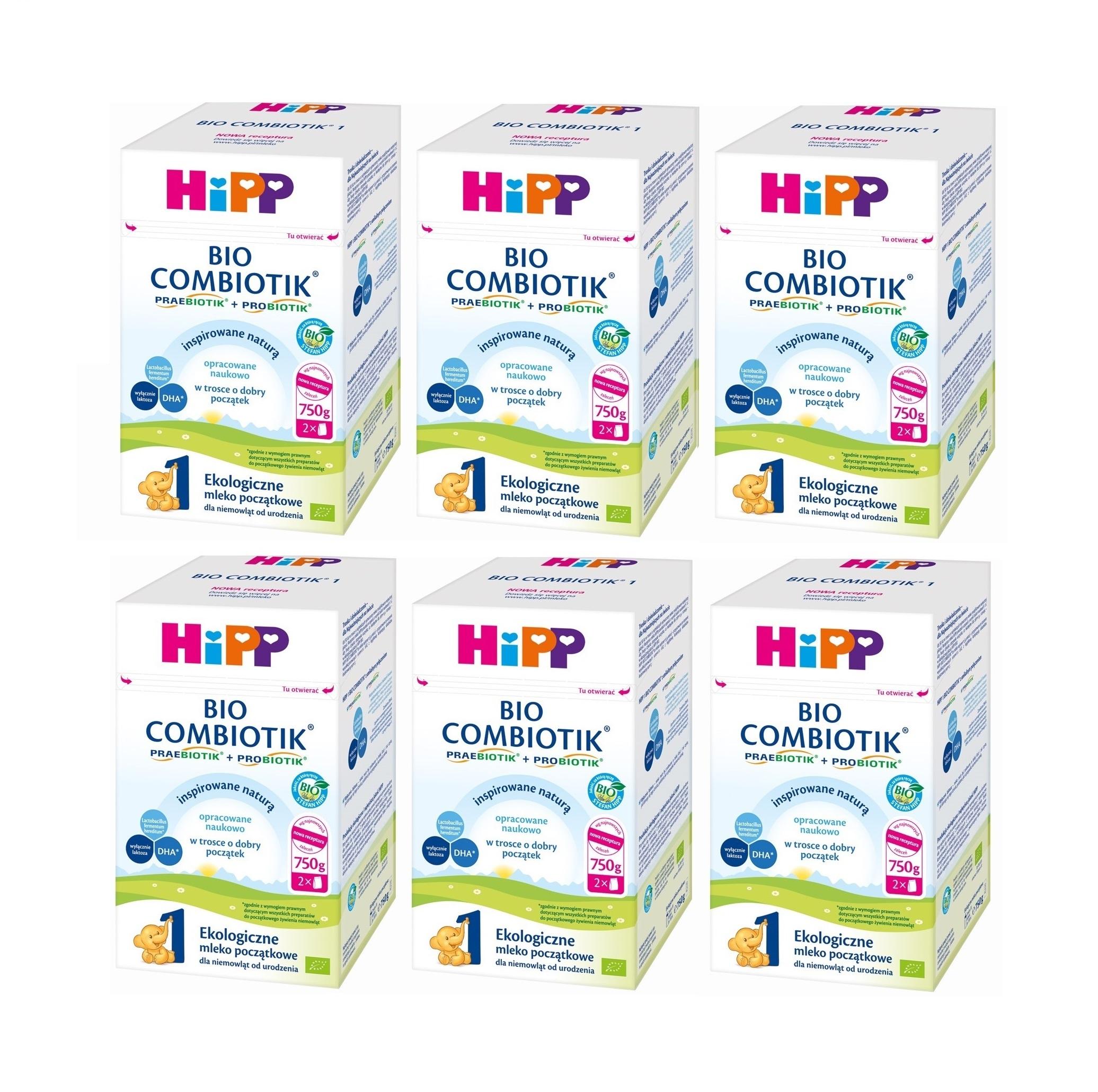 mleko 1 6x_750g hipp bez znaczka