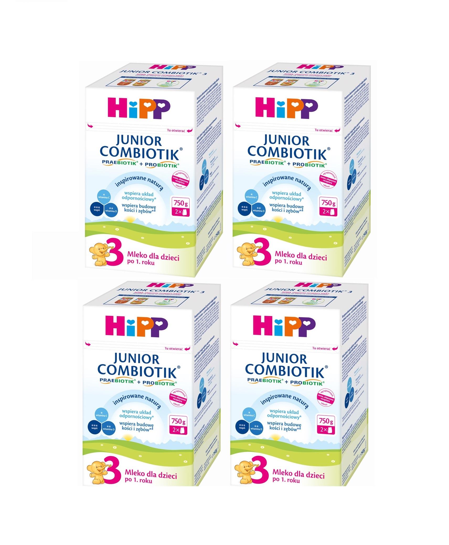 mleko 3 4x_750g hipp bez znaczka