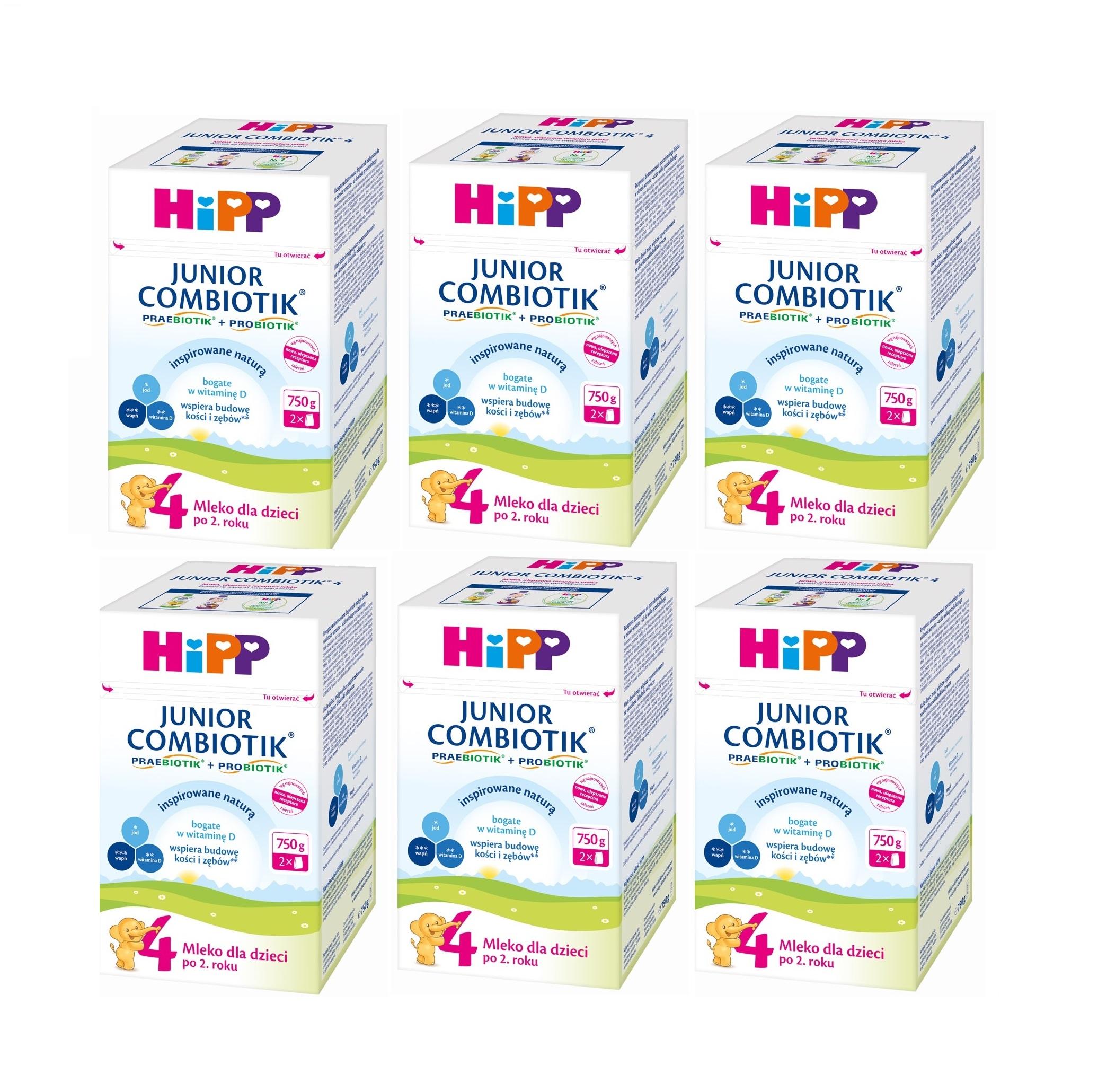 mleko 4 6x_750g hipp bez znaczka