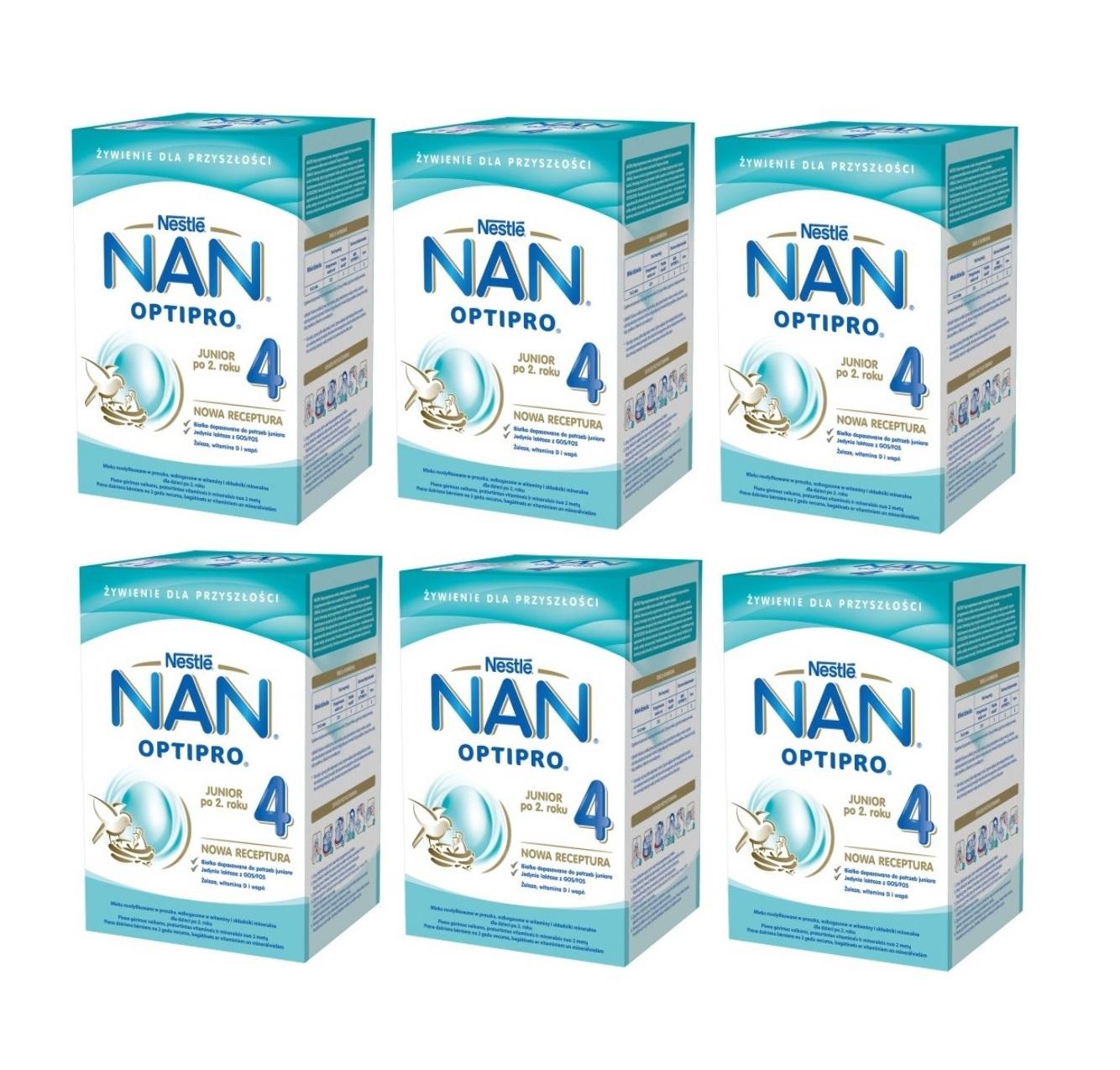 nan 4 6x800g