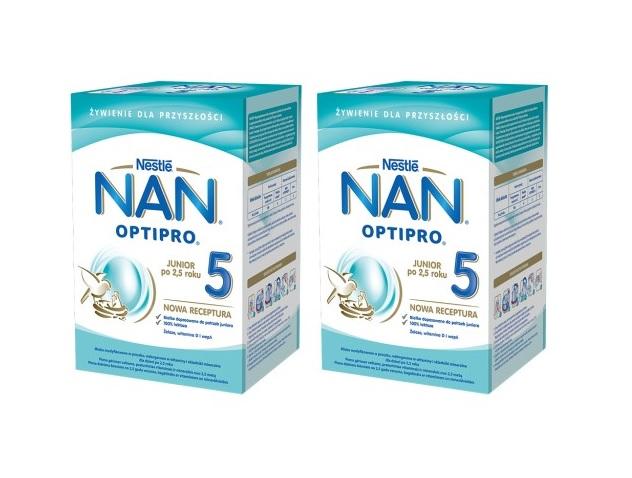 nan 5 2×800