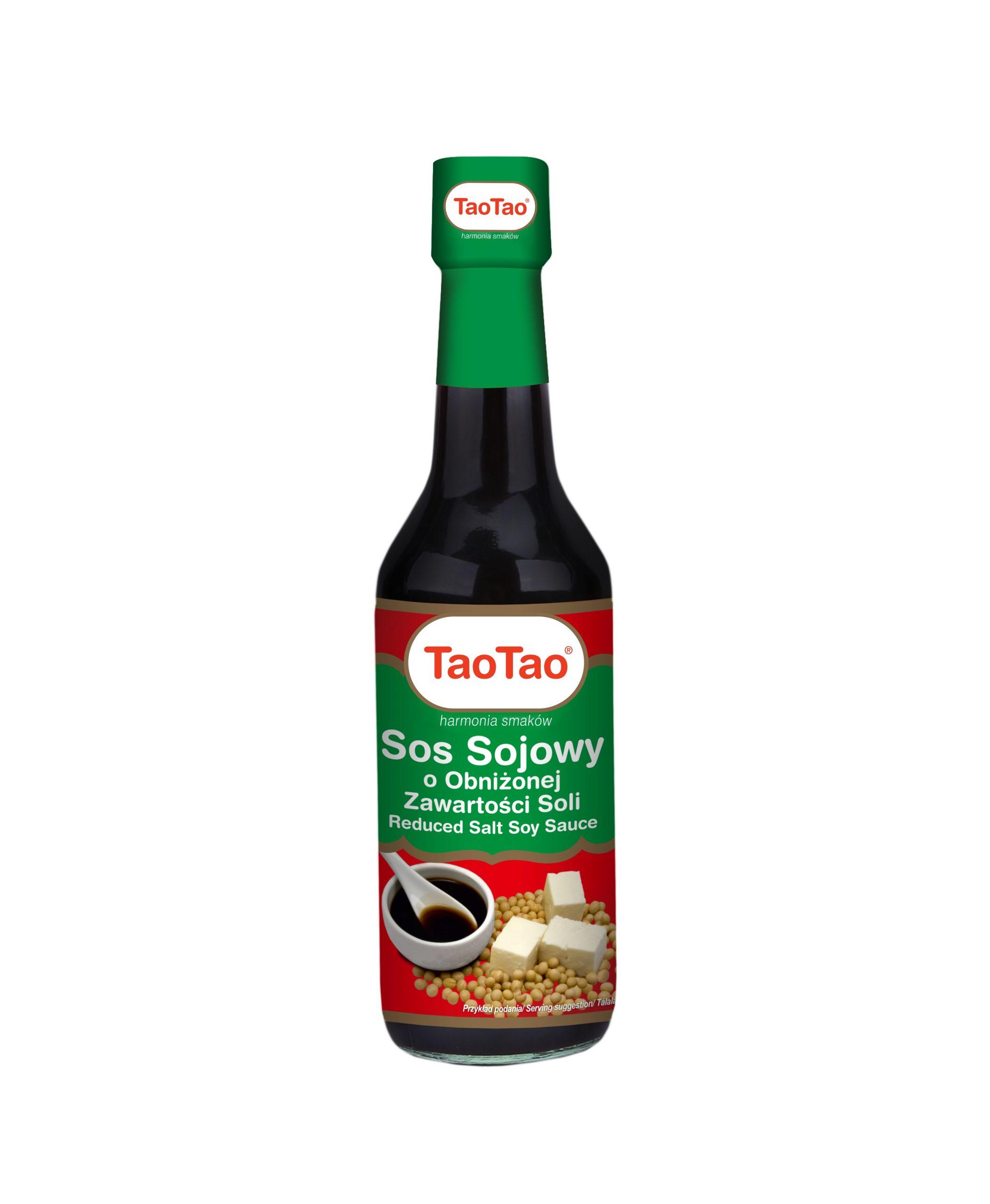 sos sojowy 150 o obniżonej