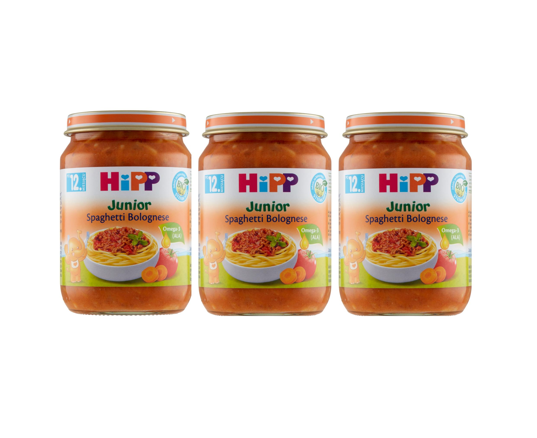 spagetti junior